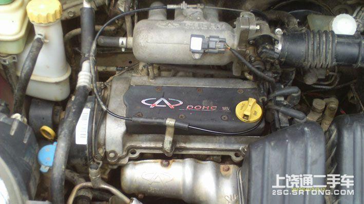 奇瑞sqr7162的发动机