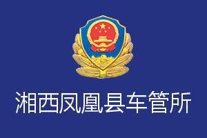 湘西凤凰县车管所
