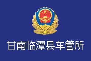 甘南临潭县车管所