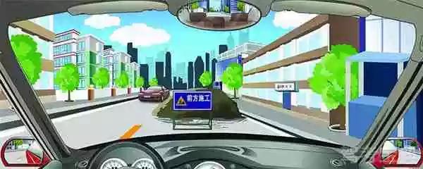 在这种情况下怎样安全会车?
