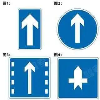 以下哪个标志,表示干路先行?